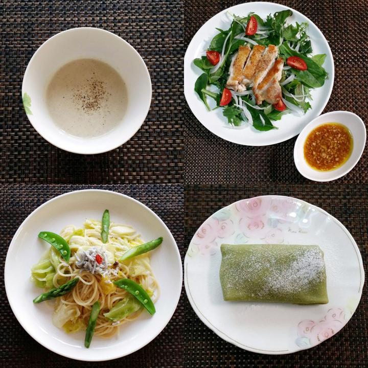 春野菜たっぷりのイタリアンコース